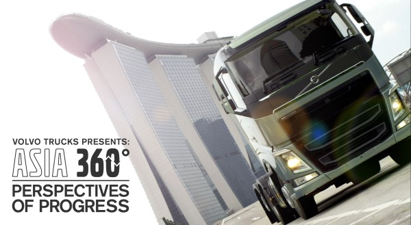 01 Volvo Trucks Asia 360_Key visual