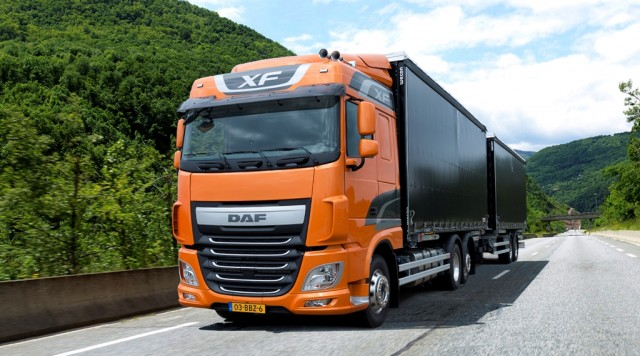 DAF Trucks Are Now Euro 6 Compliant | BigWheels my