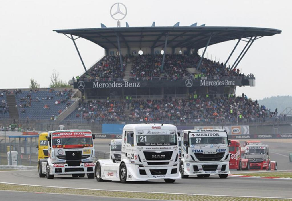 Truck Grand Prix Takes A Break After Nürburgring2