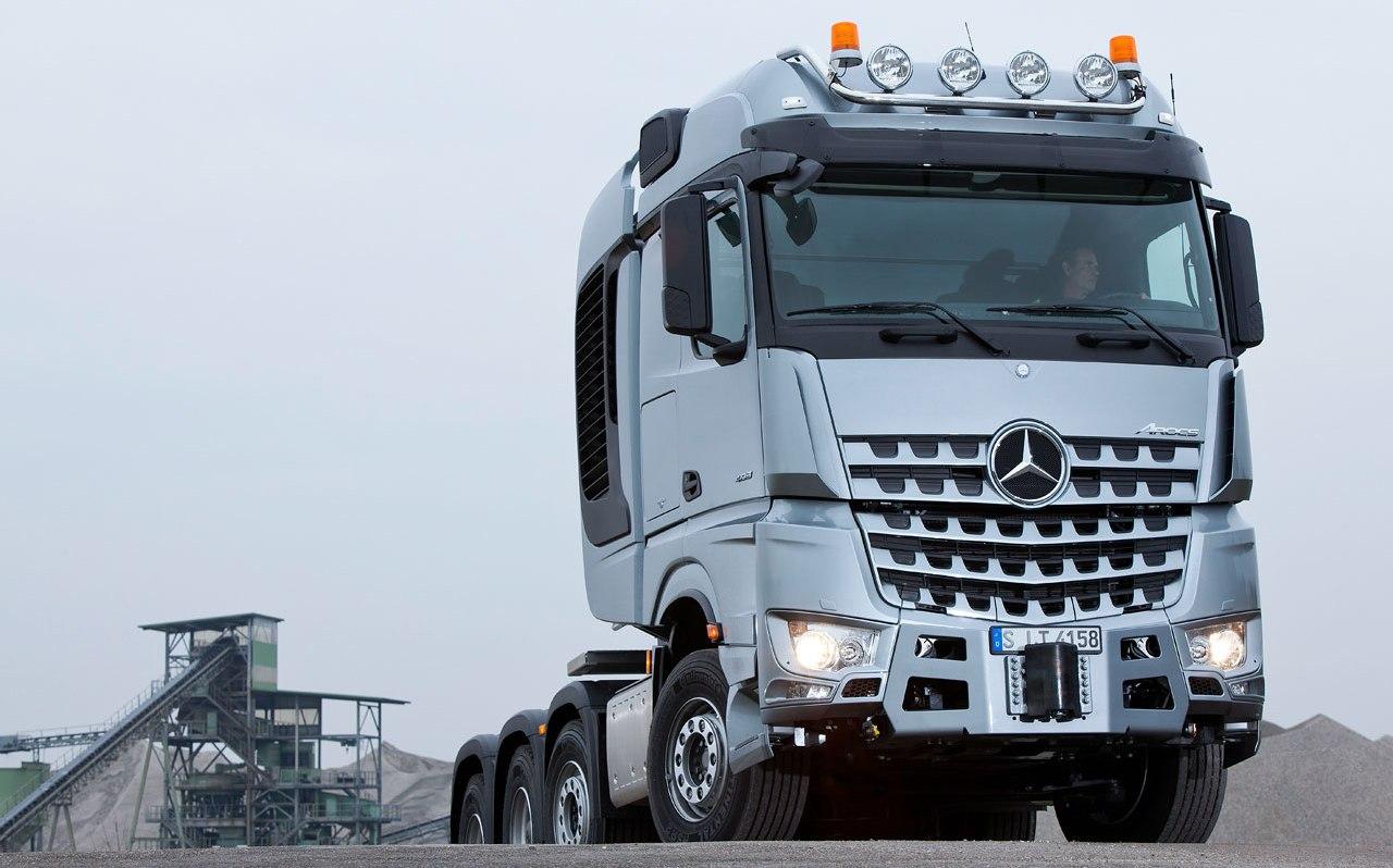 mercedes truck1