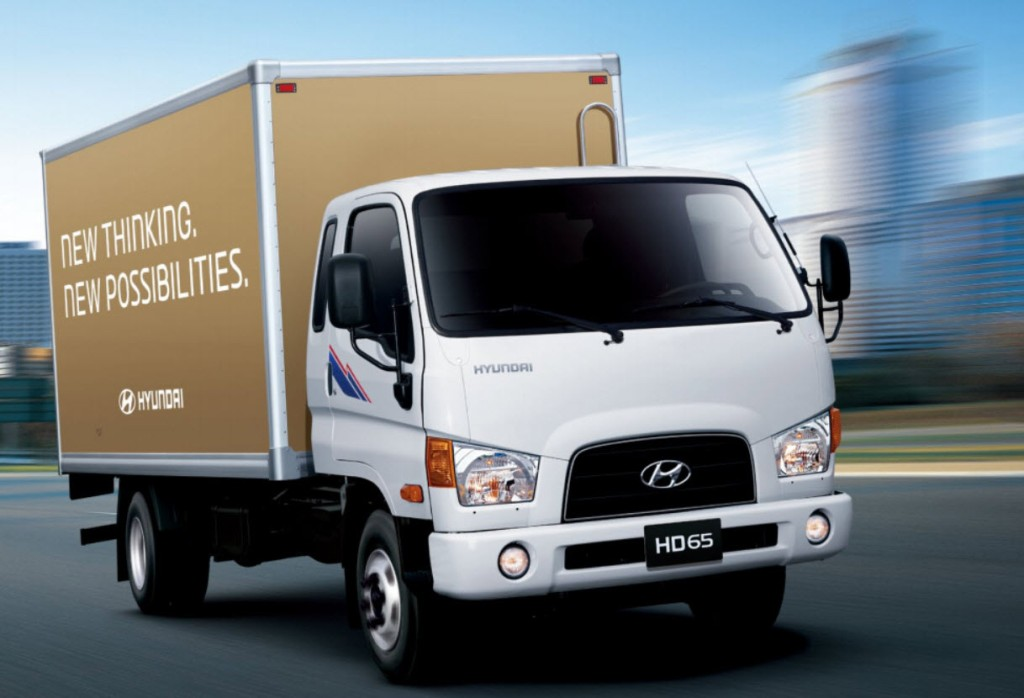 Hyundai HD65 and HD72 trucks3