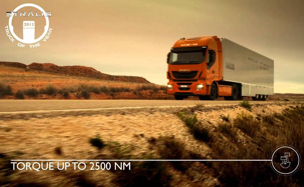 Iveco Stralis Efficiency Package For Saving Fuel2