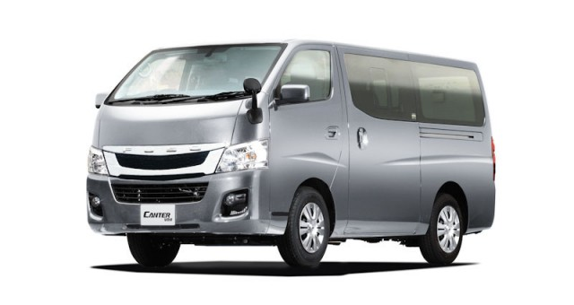 Mitsubishi-FUSO-Canter-Van-for-export
