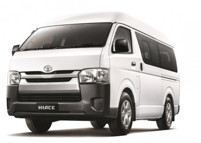 Hiace Window Van