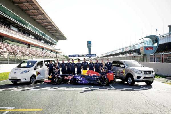 IRBR Team with Nissan LCV at Barcelona_Spain_2 (Custom)