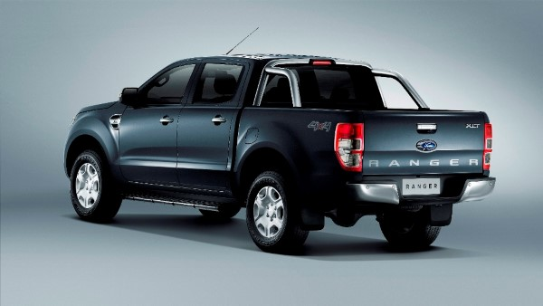 New Ford Ranger 2 (Custom)