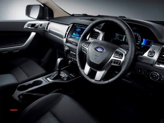 New Ford Ranger 3 (Custom)