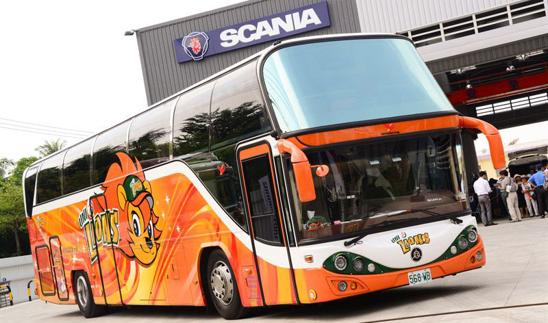 Scania-delivers-100-buses-to-Taiwan