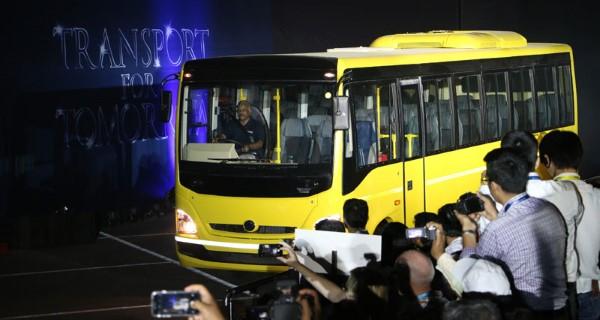 BharatBenz-bus