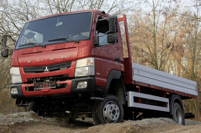 Fuso-Canter-4X4