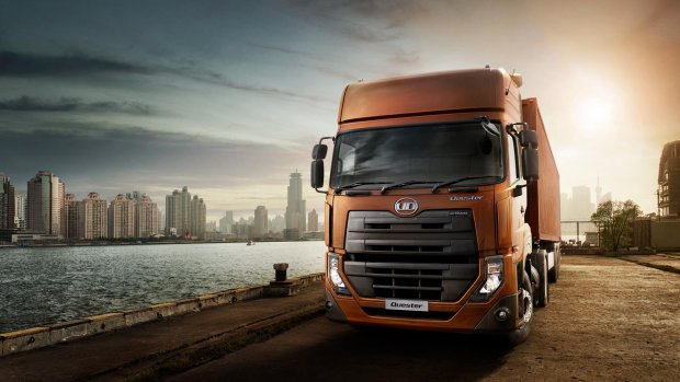 Sep 2013 - UD Trucks - Quester Global