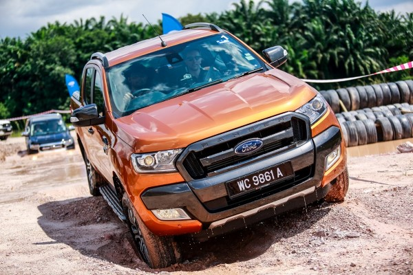 Photo 1- Ranger WildTrak