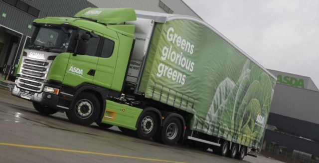 Scania-trucks asda