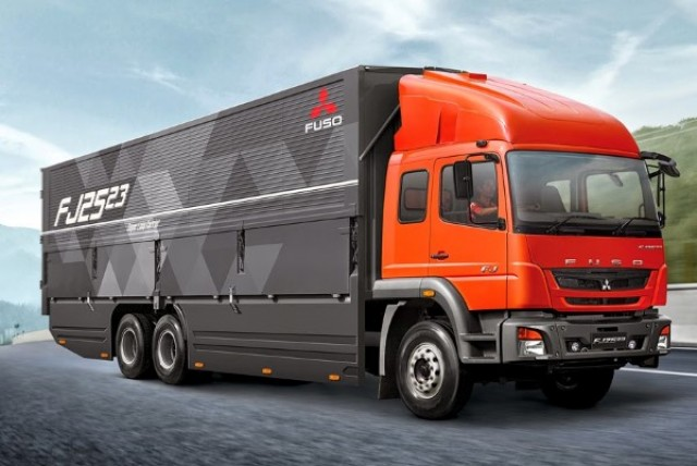 Daimler Trucks launches all-new Fuso trucks in Indonesia