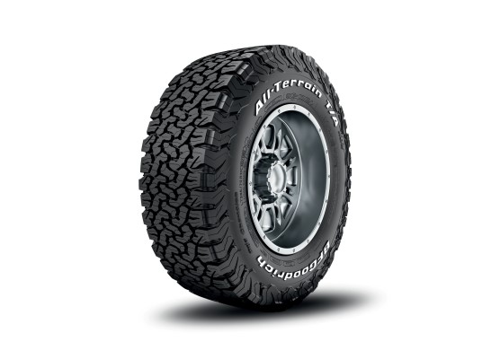 Bfgoodrich All Terrain Ta Ko2 Price >> BFGoodrich introduces new SUV and Off-road tyre for Malaysian market | BigWheels.my