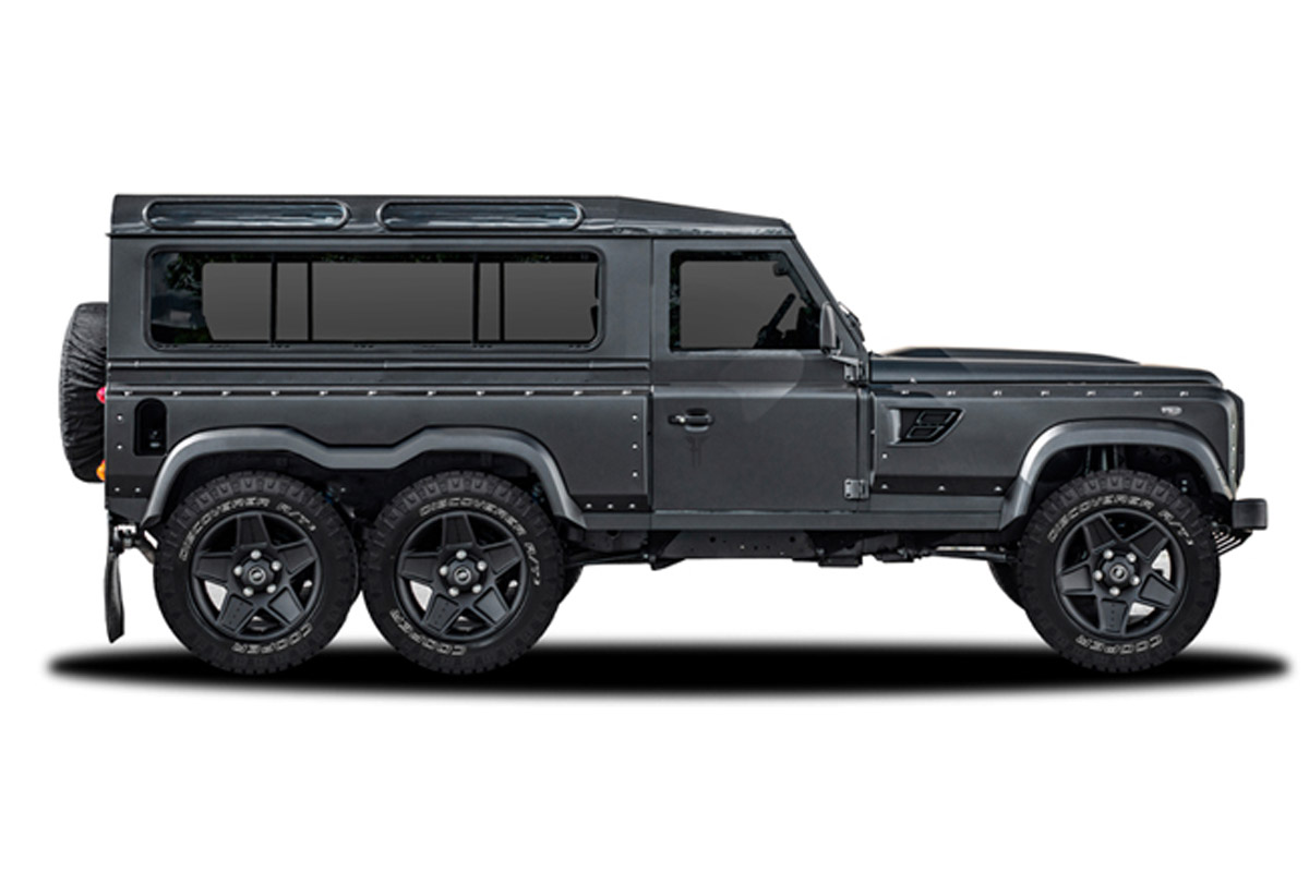 Kahn Design Flying Huntsman 6x61