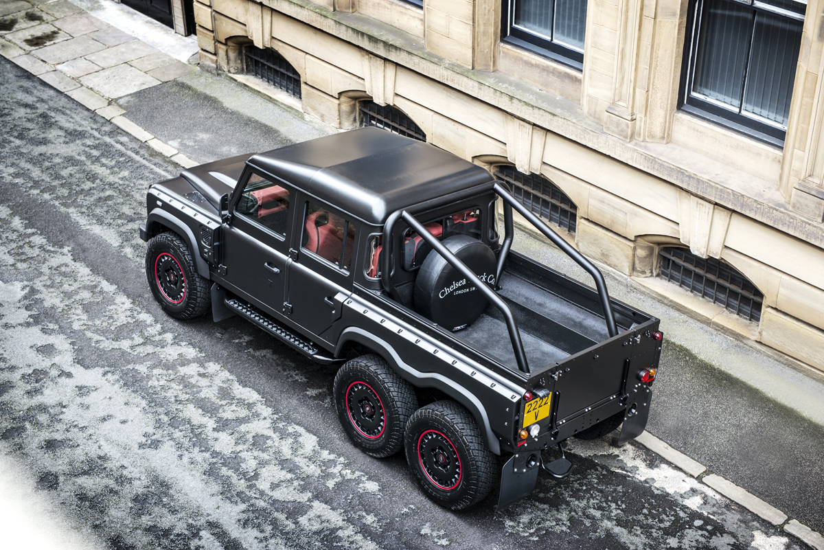 Kahn Design Flying Huntsman 6x63
