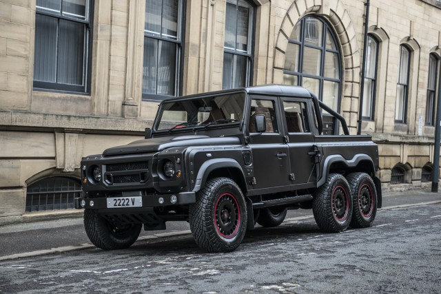 Kahn Design Flying Huntsman 6x64