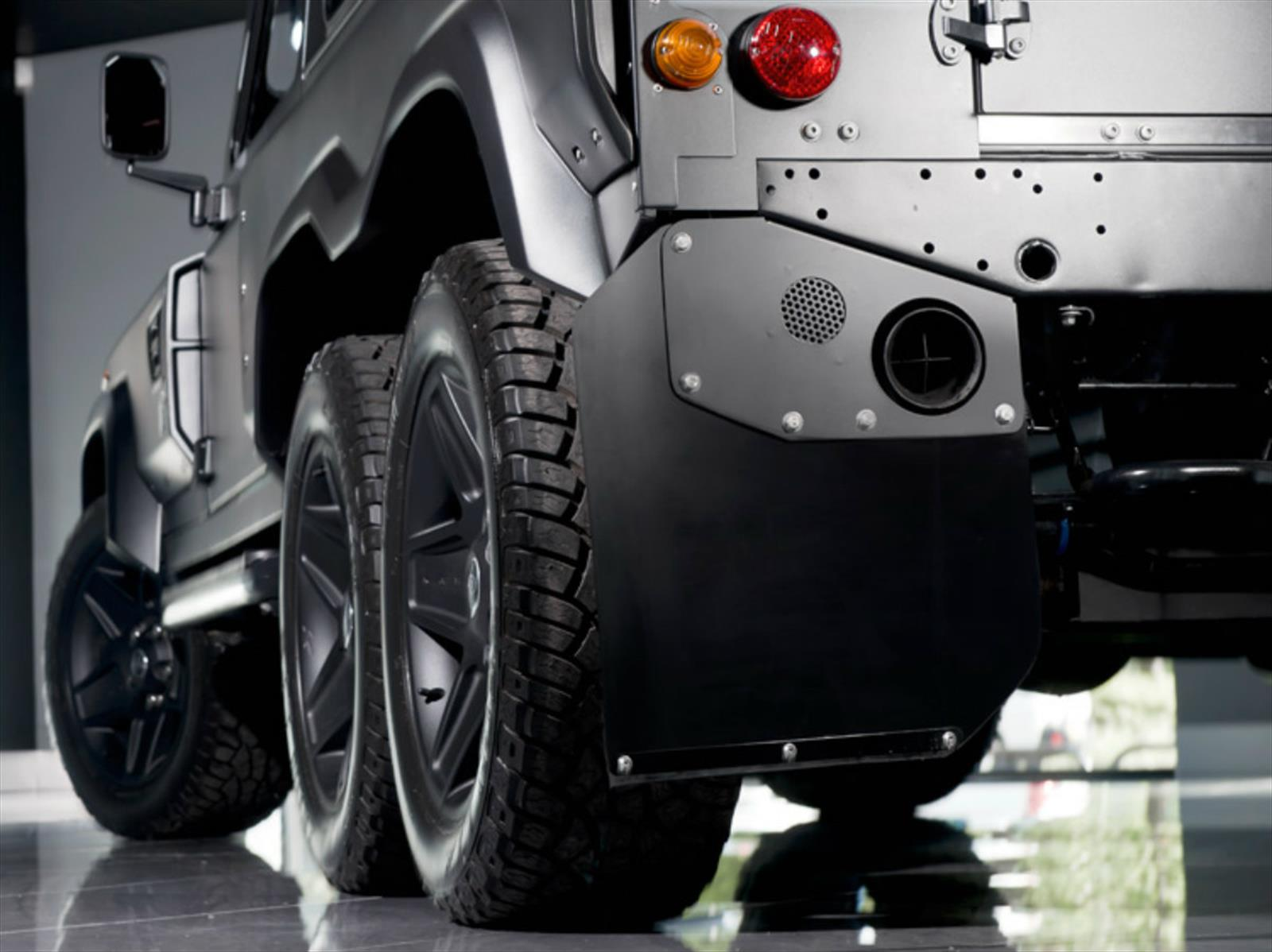 Kahn Design Flying Huntsman 6x67
