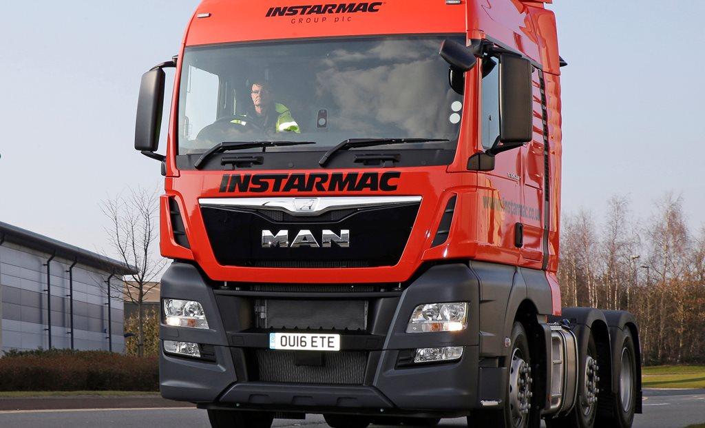 MAN-Truck-Fleet