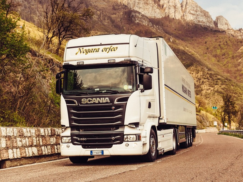 Scania wins logistics award1