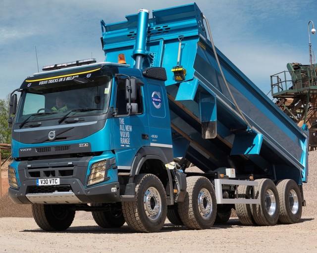 Volvo Trucks 2016 Tip Ex Show