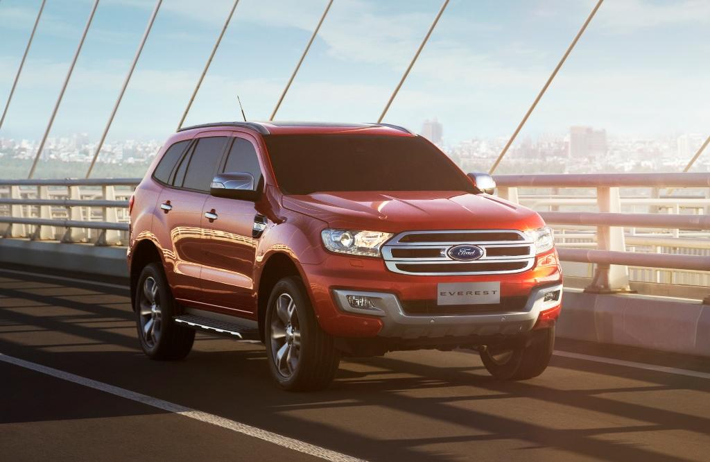 New Ford Everest_Bridge