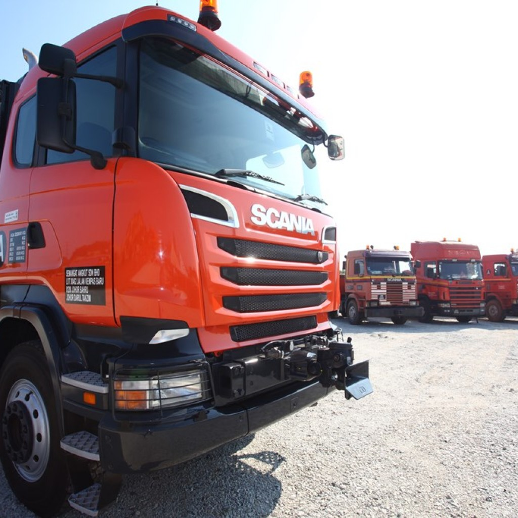 Good And With A History Of Using Four Generations Of Scania Trucks For More Than  20 Years, Scania Was Obviously The Right Choice,u201d Said Ir. Alex Tong, ...