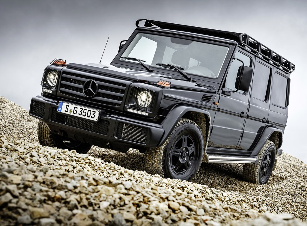 here comes the new mercedes benz g 350 professional. Black Bedroom Furniture Sets. Home Design Ideas