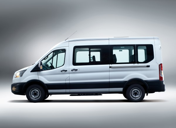 New Ford Transit 06
