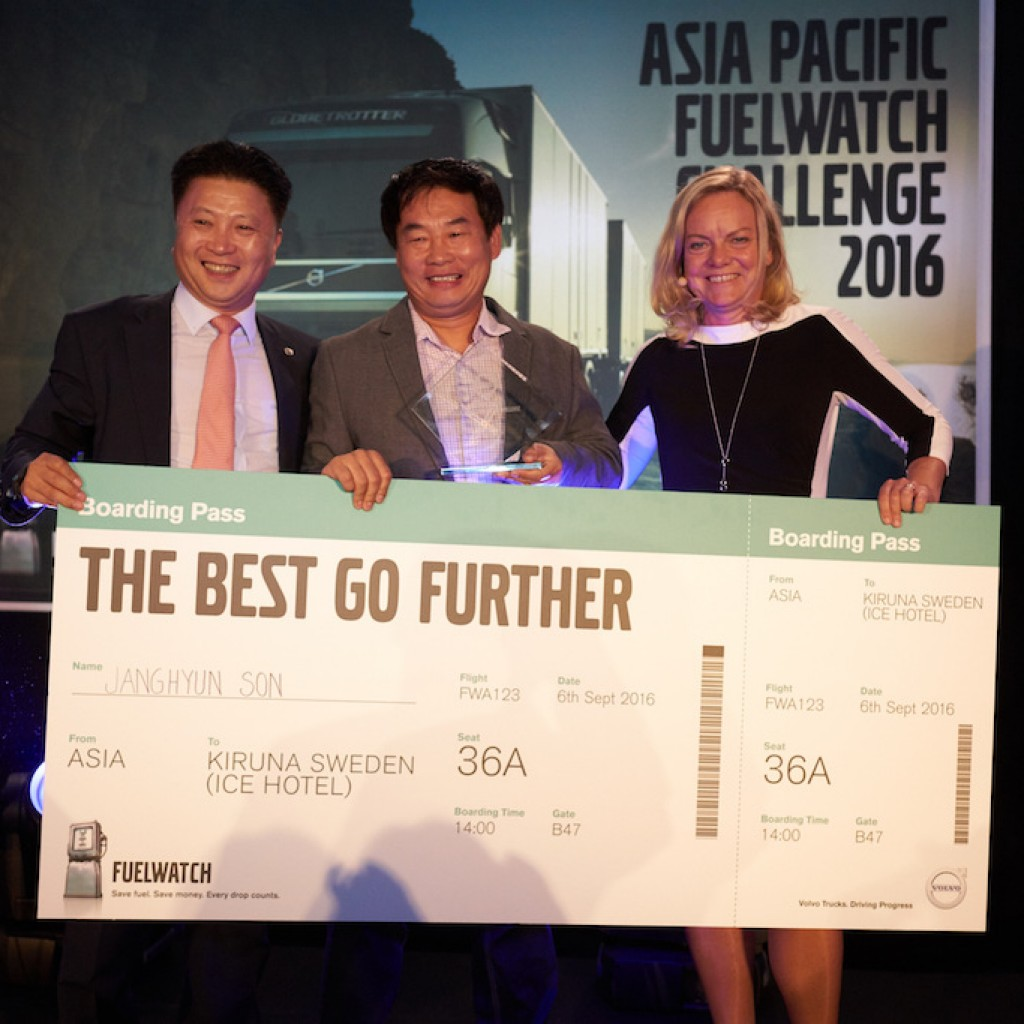 Off-road 1st place - Asia Pacific Fuelwatch Challenge 2016