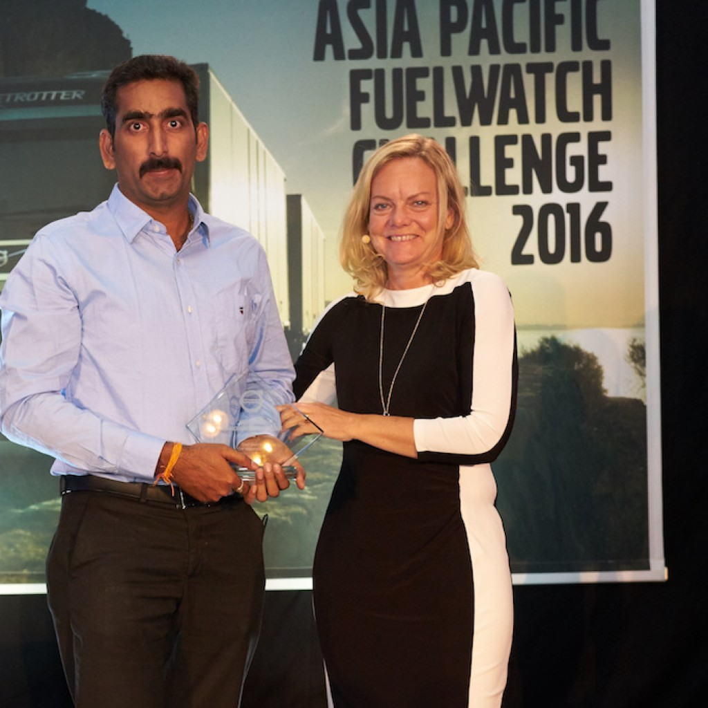 Off-road 2nd place - Asia Pacific Fuelwatch Challenge 2016
