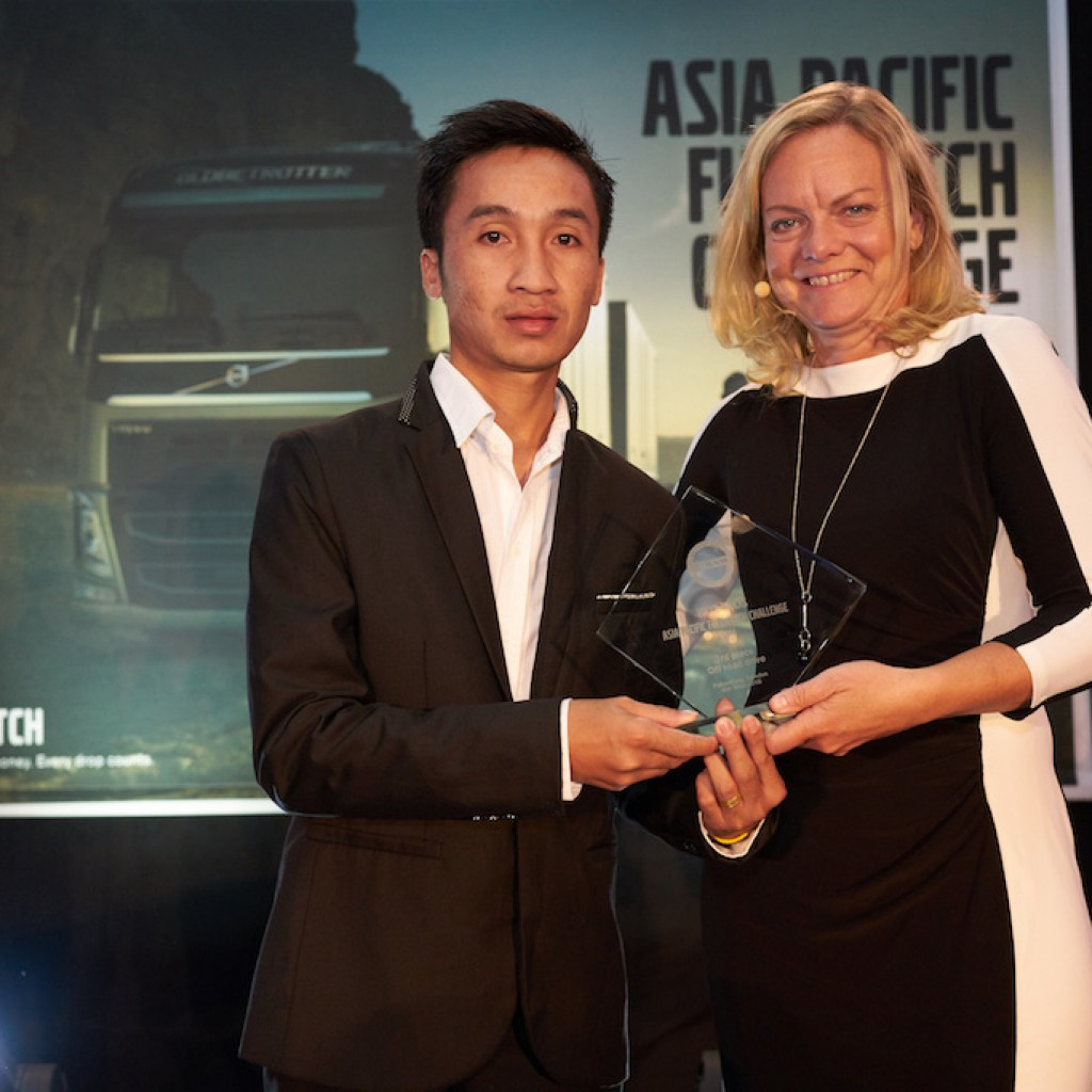 Off-road 3rd place - Asia Pacific Fuelwatch Challenge 2016