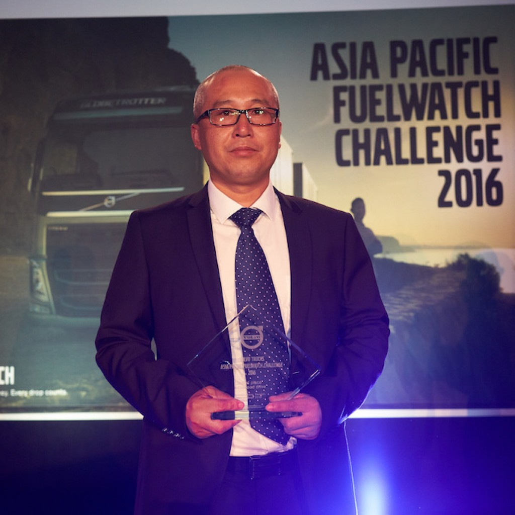 On-road 3rd place - Asia Pacific Fuelwatch Challenge 2016