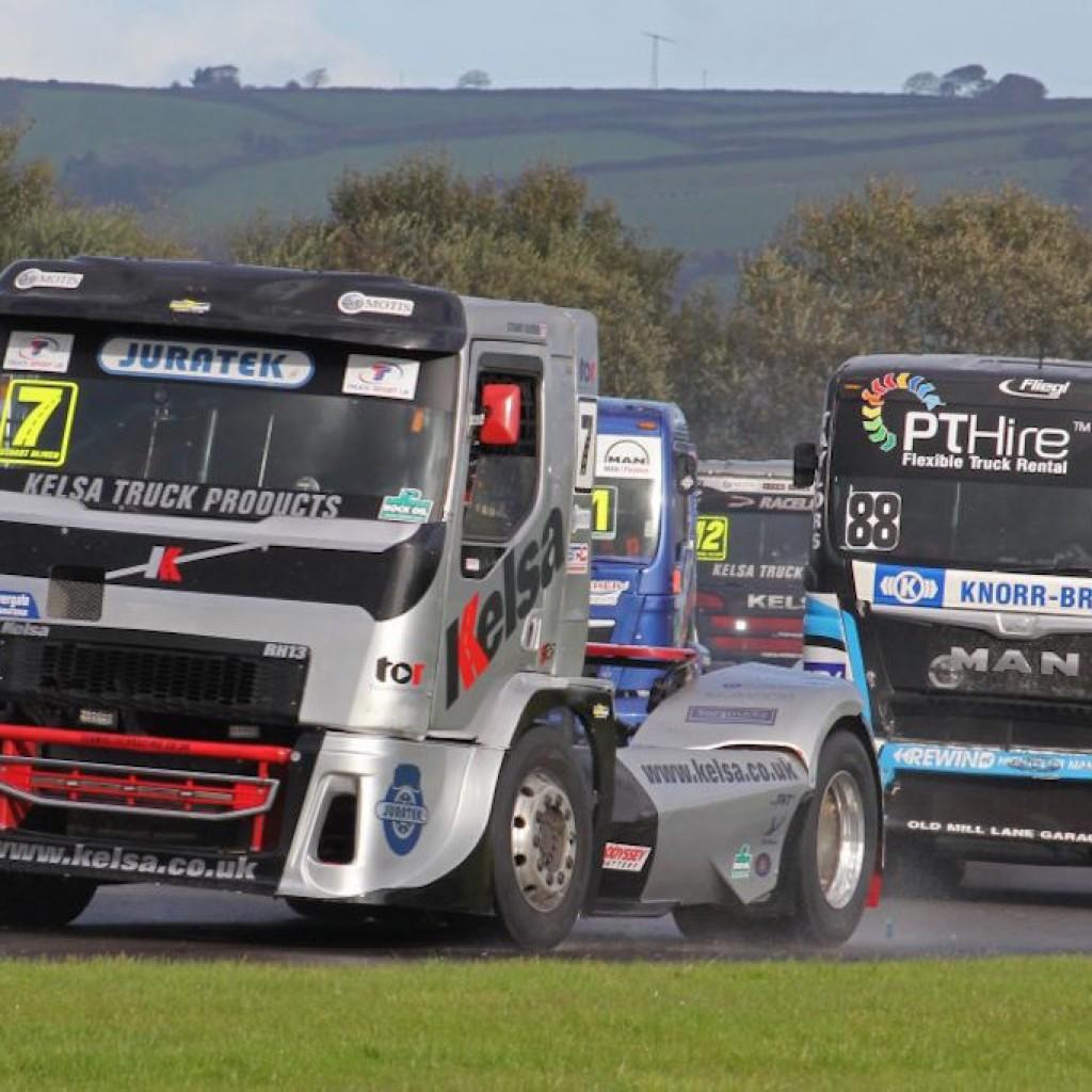 truck racing