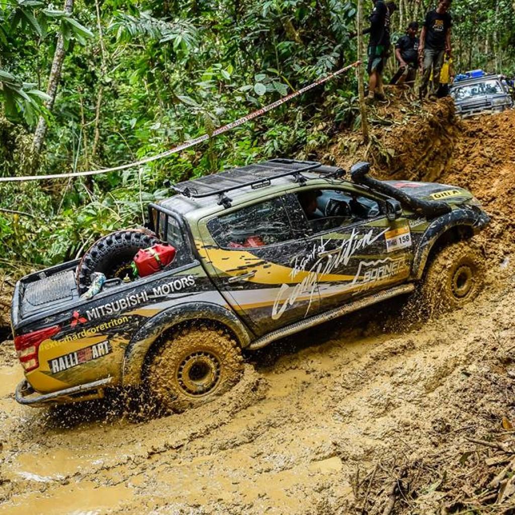 Mitsubishi borneo safari11