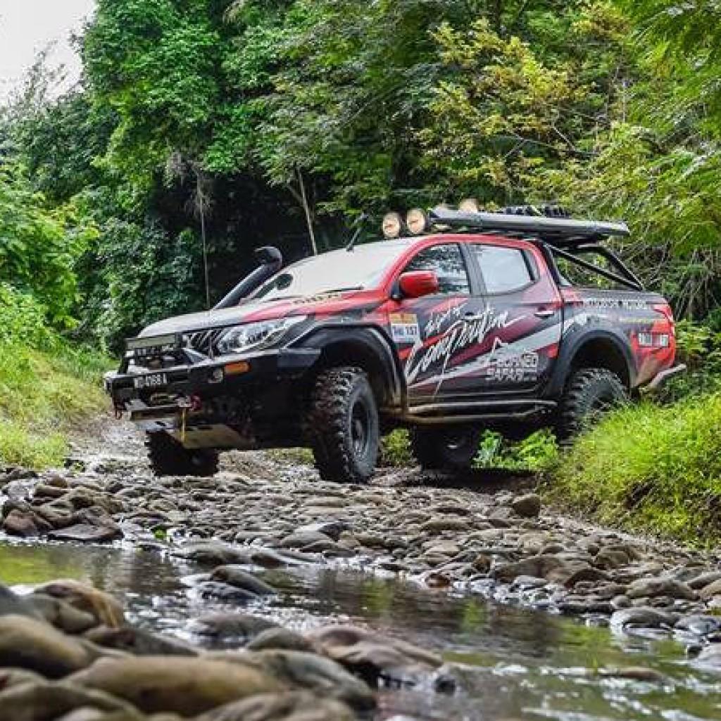 Mitsubishi borneo safari16