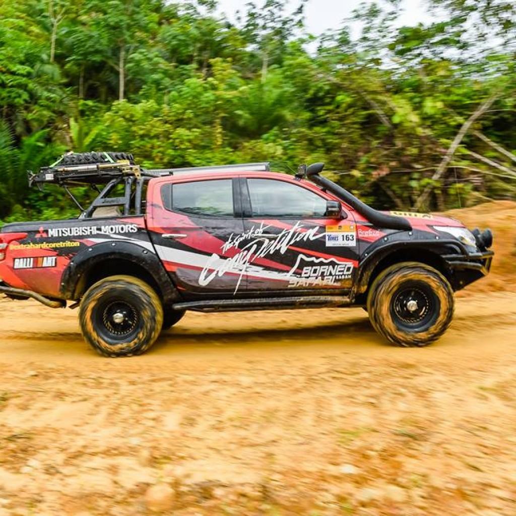 Mitsubishi borneo safari20