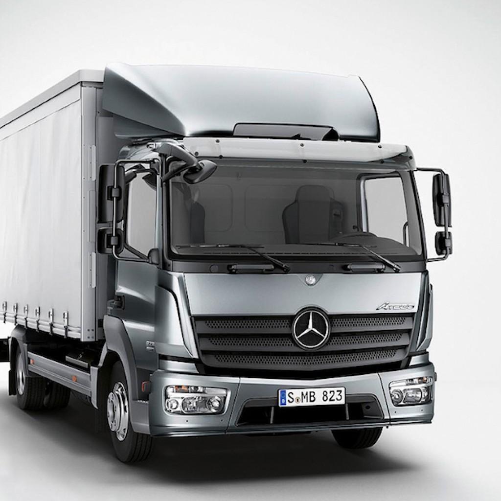 Mercedes-Atego-Truck