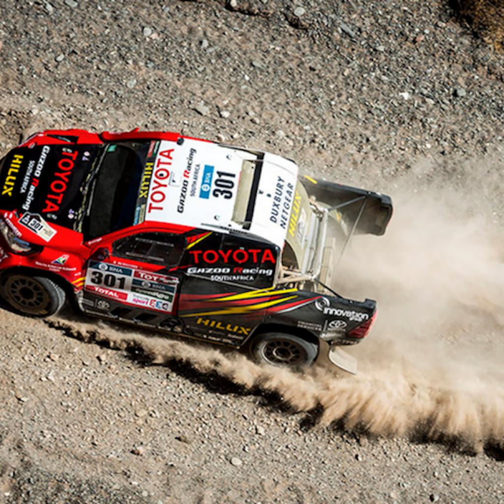 Dakar trucks2