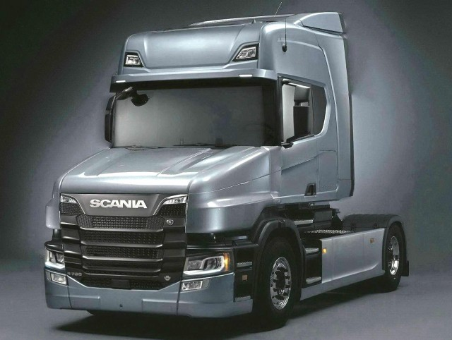 Will Scania Put A Bon  On The R Cab on electric cars in usa market