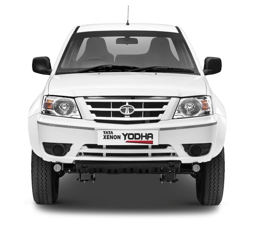 tata motors xenon pickup with Tata Xenon Yodha Pickup Truck Launched on Xenon moreover Tata Xenon Faces Second Prices Cut Australia Since Launch besides Tata Xenon Tuff Truck Concept Unveiled likewise Tata Motors To Expand AsiaPacific Presence additionally Tata Nano Modified Team Bhp.