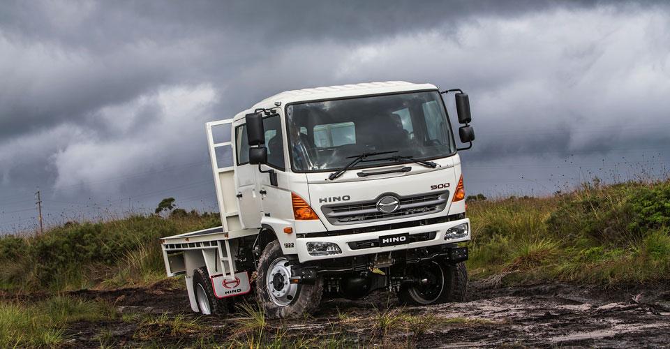 HINO trucks1