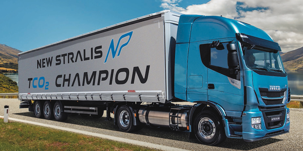 IVECO New Stralis NP 1