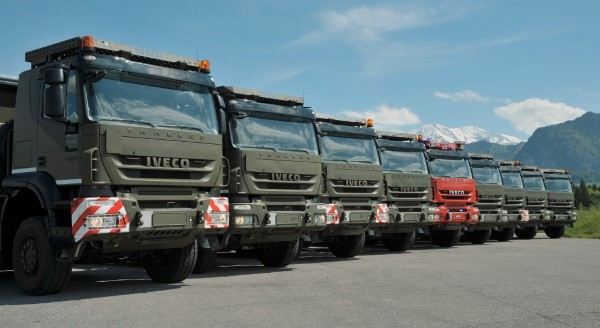 IVECO-vehicles