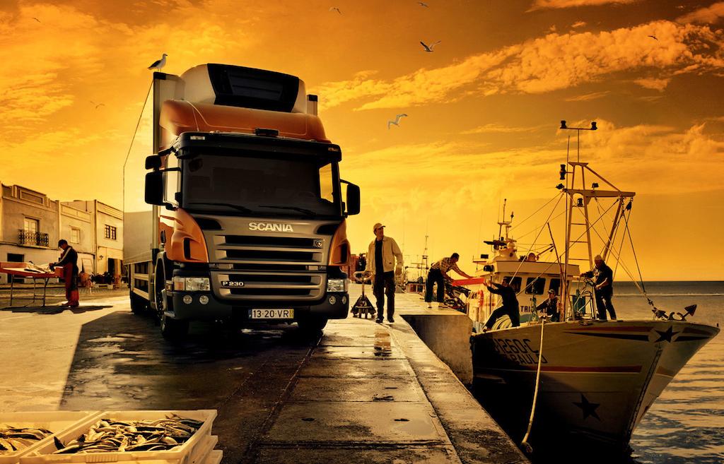 Scania-Trucks