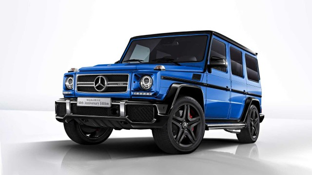 mercedes-g63-50th-anniversary