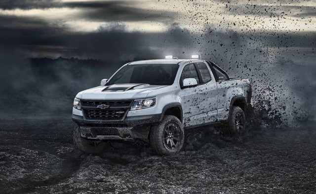 2018 Chevrolet Colorado ZR2 Dusk Edition