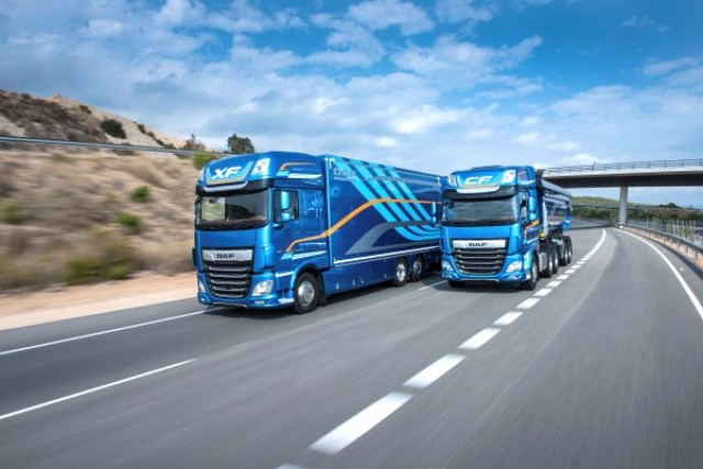 01. International Truck of The Year 2018 - DAF New XF New CF