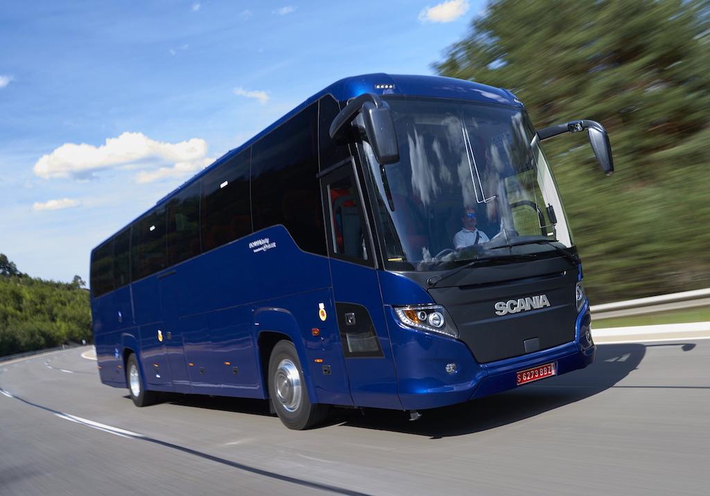 Scania TouringMadrid, SpainPhoto: Göran Wink 2017